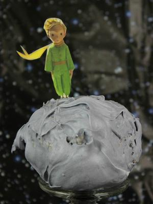 Make These Out-of-This World 'Little Prince' Asteroid Treats