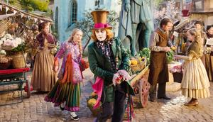 Are Your Kids Ready for 'Alice Through the Looking Glass'?