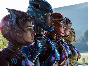 Get Another Look at the New, Spandex-Free 'Power Rangers' Costumes