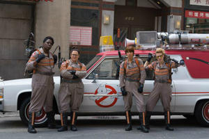 Movie News: Who Are the 'Ghostbusters'? Here Are Their Names; Watch Charlize Theron in 'Dark Places' Clip