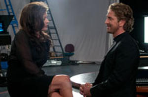Exclusive: Catherine Zeta-Jones Seduces Gerard Butler in New 'Playing for Keeps' Pics