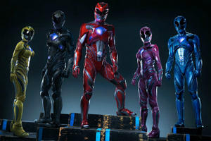 News Briefs: Up to Seven More 'Power Rangers' Sequels Coming?