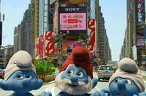 First Look at the New Smurfs!