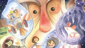 Exclusive Artwork: The Magical Movie World of Roald Dahl