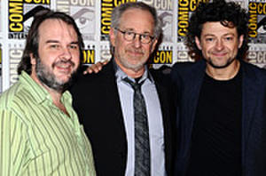 Comic-Con: Exclusive 'Tintin' Video Interviews with Steven Spielberg, Peter Jackson and Andy Serkis