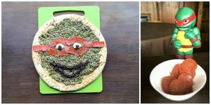 Special Delivery: Pizzas Inspired by TMNT