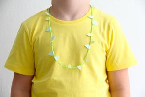 Make This Jungle-Themed DIY Vine Necklace