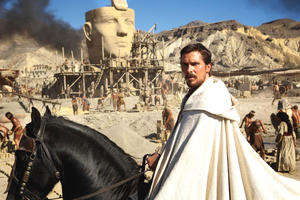 Christian Bale in Exodus: Gods and Kings