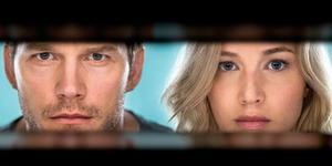 Watch: Chris Pratt and Jennifer Lawrence Star in First 'Passengers' Trailer
