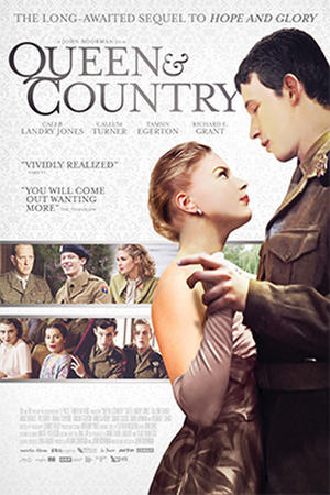 "Poster for ""Queen and Country."""