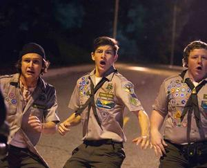 "Check out the movie photos of ""Scouts Guide To The Zombie Apocalypse."""