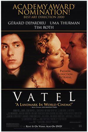 """Poster art for """"Vatel."""""""