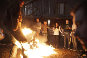 Check out the movie photos of 'Cabin Fever'