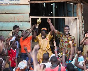 """Check out these photos from """"Queen of Katwe"""""""
