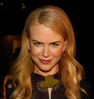 "Actress Nicole Kidman at the West Hollywood premiere of ""God Grew Tired of Us."""