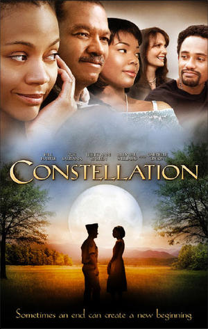 "Poster art for ""Constellation."""