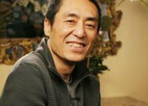 """""""The First Emperor"""" director Zhang Yimou."""