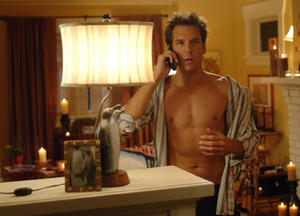 "Dane Cook in ""Good Luck Chuck."""