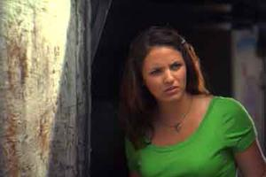 """Rissa Walters in """"Sarah Landon and the Paranormal Hour."""""""