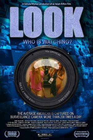 """Poster art for """"LOOK."""""""