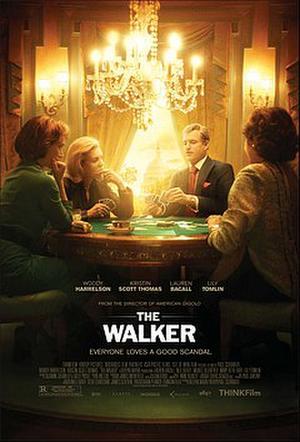 """Poster art for """"The Walker."""""""