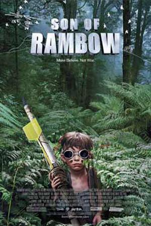 """Poster art for """"Son of Rambow."""""""