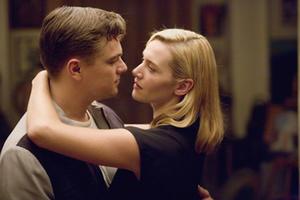 "Leonardo DiCaprio and Kate Winslet in ""Revolutionary Road."""