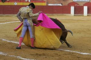 "David Fandila in ""The Matador."""
