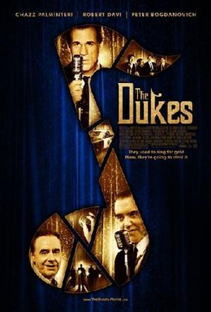 """Poster Art for """"The Dukes."""""""