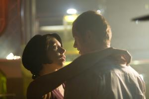 "Eileen Walsh and Aidan Kelly in ""Eden."""