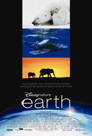 "Poster Art for ""Earth."""