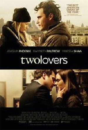 """Poster Art for """"Two Lovers."""""""