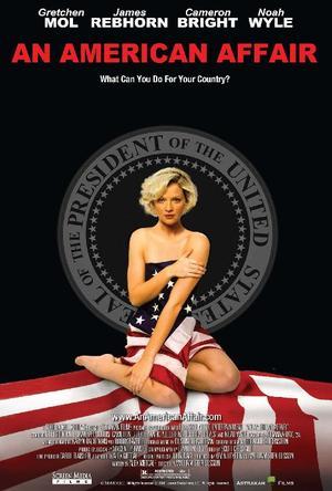 "Poster Art for ""An American Affair."""