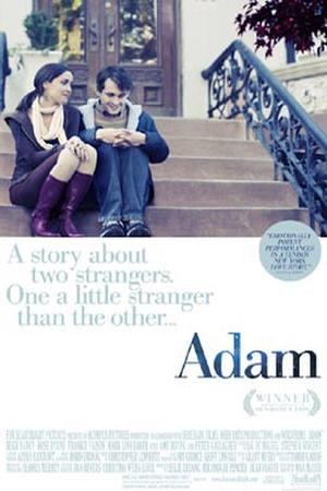 """Poster art for """"Adam."""""""