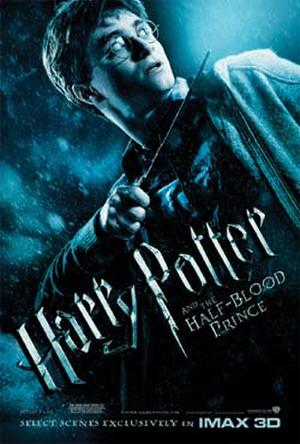 "Poster art for ""Harry Potter and the Half-Blood Prince: An IMAX 3D Experience."""
