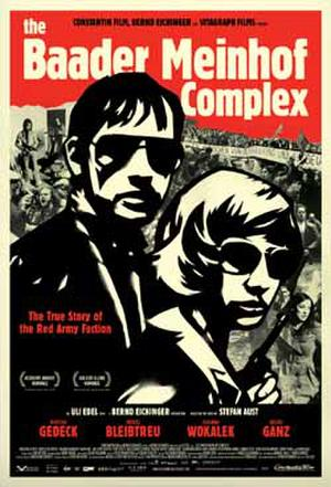 """Poster art for """"The Baader Meinhof Complex."""""""
