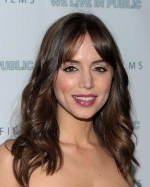 """Eliza Dushku at the California premiere of """"We Live in Public."""""""