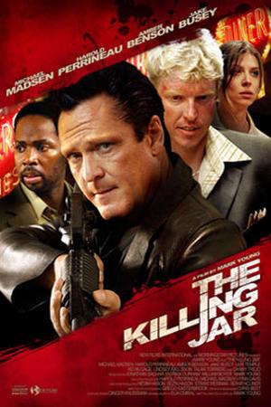 "Poster art for ""The Killing Jar."""