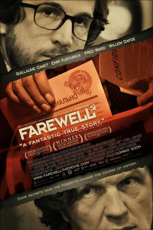 "Poster art for ""Farewell."""