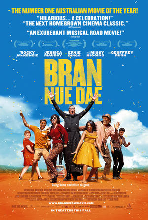 "Poster art for ""Bran Nue Dae"""