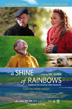 "Poster art for ""A Shine of Rainbows"""