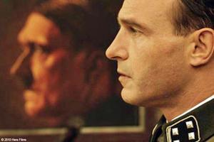 """Thomas Kretschmann as Adolf Eichmann in """"Eichmann."""""""