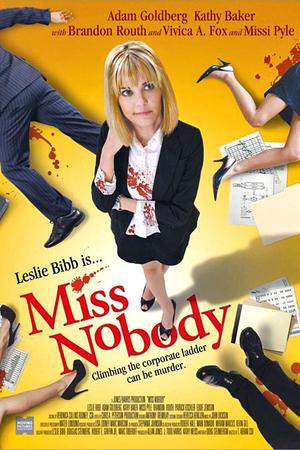 """Poster art for """"Miss Nobody"""""""