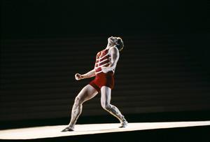 "A scene in ""Caligula – Paris Opera Ballet."""