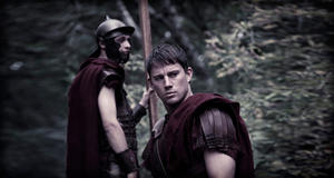 """Channing Tatum in """"The Eagle."""""""