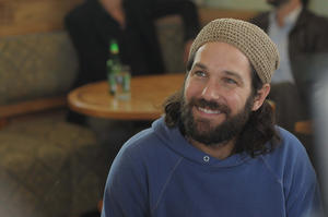 "Paul Rudd as Ned in ""Our Idiot Brother."""