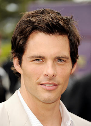 "James Marsden at the California premiere of ""Hop."""
