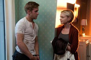 "Ryan Gosling and Carey Mulligan in ""Drive."""
