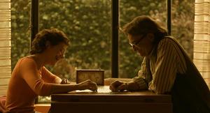 "Maria Onetto as Maria del Carmen and Arturo Goetz as Roberto in ""Puzzle."""