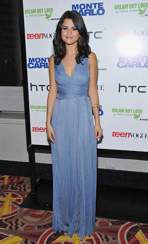 """Selena Gomez at the New York premiere of """"Monte Carlo."""""""